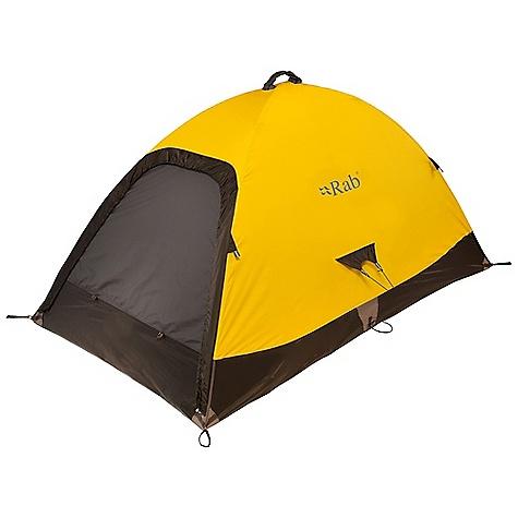 photo: Rab Latok Mountain Bivi four-season tent