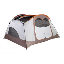photo: Kelty Parthenon 8 tent/shelter