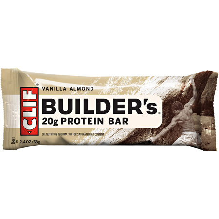 Clif Builder's Vanilla Almond Bar