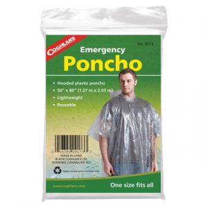 photo: Coghlan's Emergency Poncho waterproof jacket