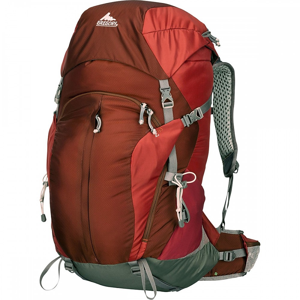 photo: Gregory Z 65 weekend pack (50-69l)