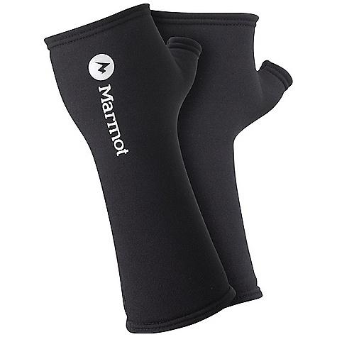 photo: Marmot Stretch Wrist Gaiter glove liner