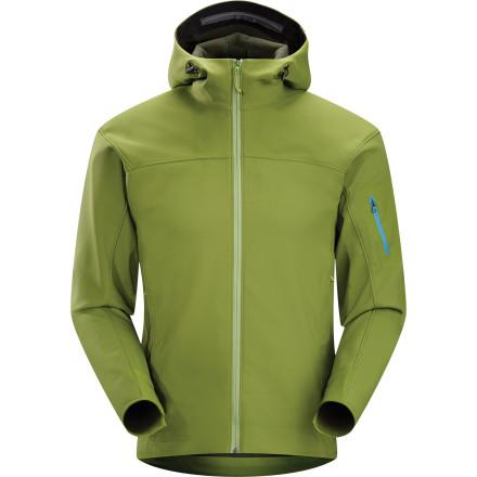 photo: Arc'teryx Men's Epsilon SV Hoody soft shell jacket