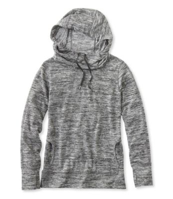 L.L.Bean Marled Performance Sweatshirt
