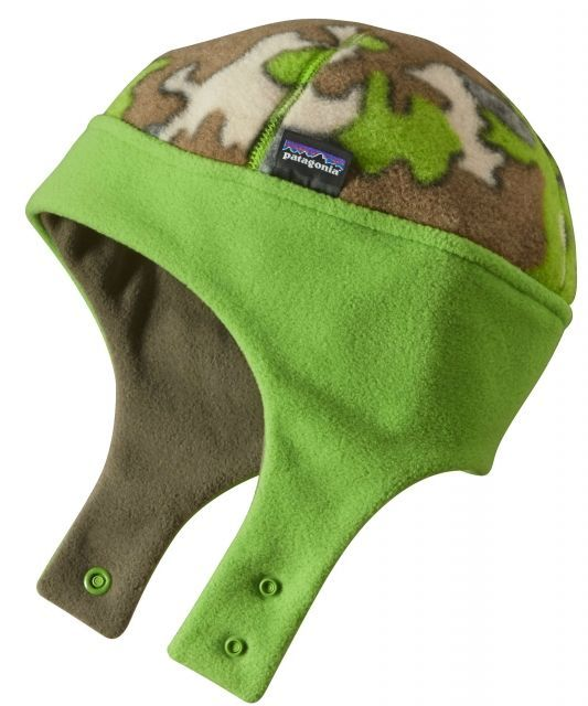 Patagonia Baby Reversible Synchilla Hat