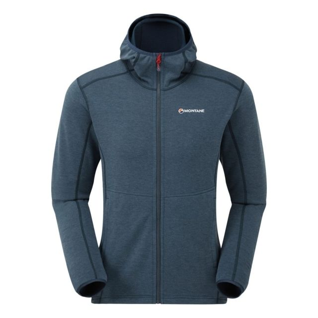 photo: Montane Viper Hoodie fleece jacket