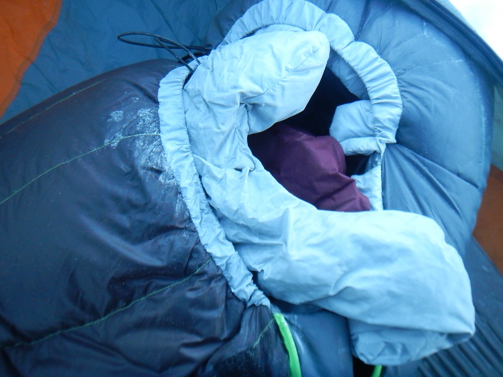 photo: Big Agnes Crosho SL cold weather down sleeping bag