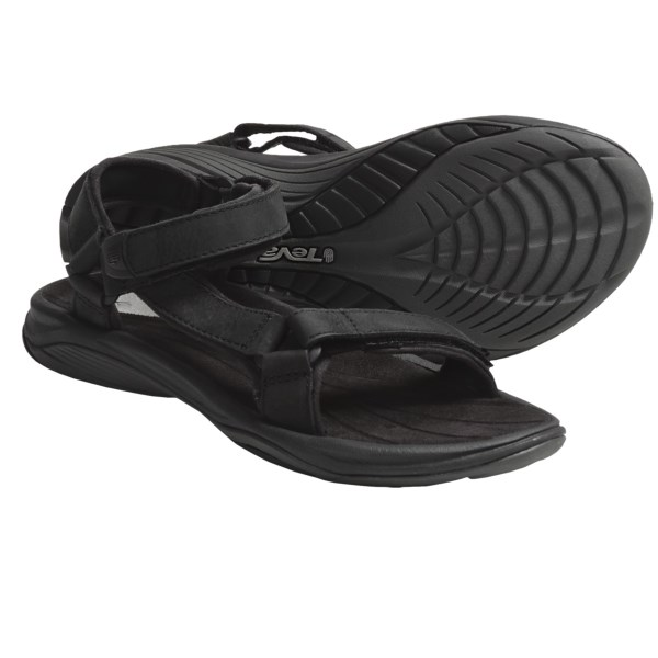 Teva Pretty Rugged Leather 3