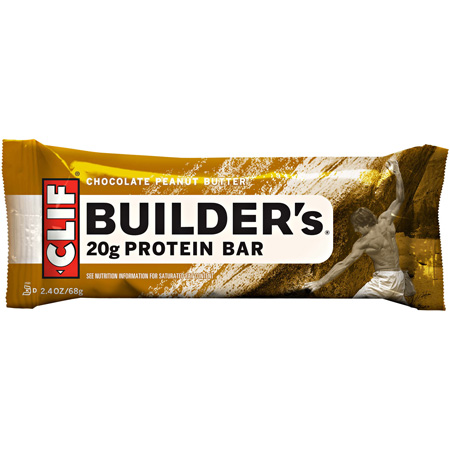 Clif Builder's Chocolate Peanut Butter Bar