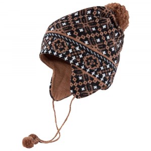 Ibex Fairisle Earflap with Ties