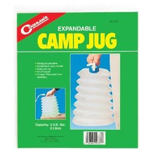 Coghlan's Expandable Camp Jug