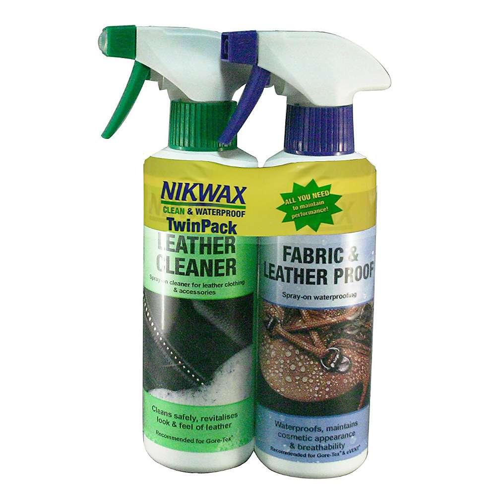 Nikwax Footwear DuoPack Fabric & Leather