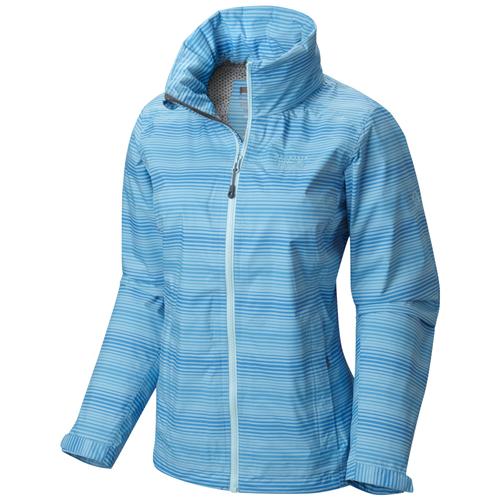 photo: Mountain Hardwear Plasmic Ion Printed Jacket waterproof jacket