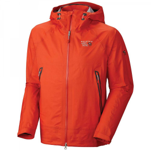photo: Mountain Hardwear Men's Quasar Jacket waterproof jacket