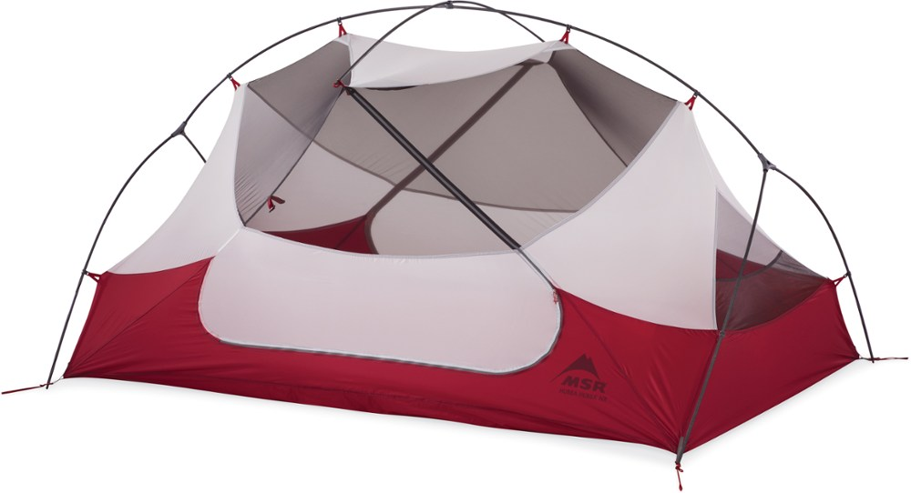 photo: MSR Hubba Hubba NX 2P three-season tent