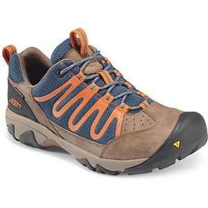 photo: Keen Men's Verdi WP trail shoe