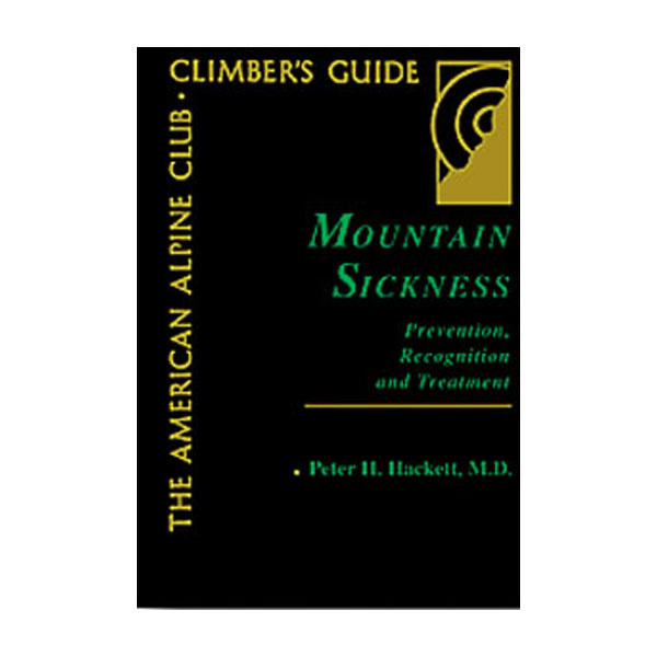American Alpine Club Mountain Sickness