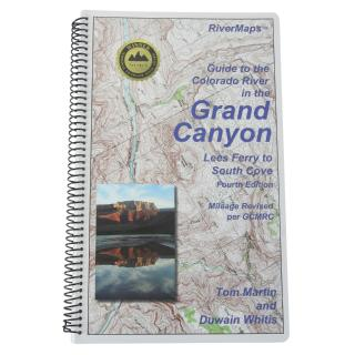 RiverMaps Guide to the Colorado River in the Grand Canyon