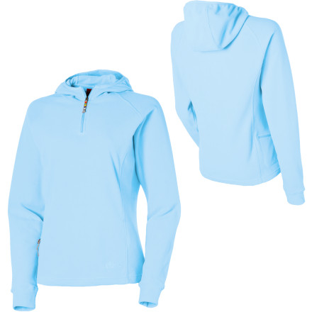 photo: Sherpa Adventure Gear Jaaro Micro-Fleece Hoodie fleece top