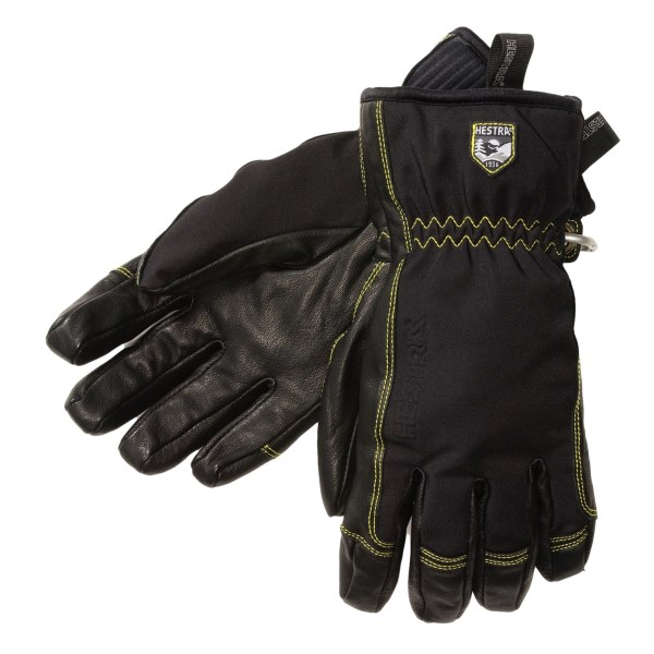photo: Hestra CZone Soft Shell Short Glove soft shell glove/mitten