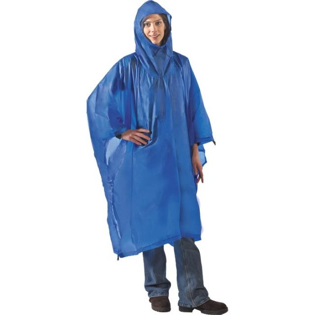 photo: Equinox Terrapin Nylon Poncho waterproof jacket