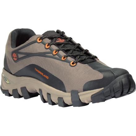 photo: Timberland LiteTrace Low Waterproof Hiker trail shoe