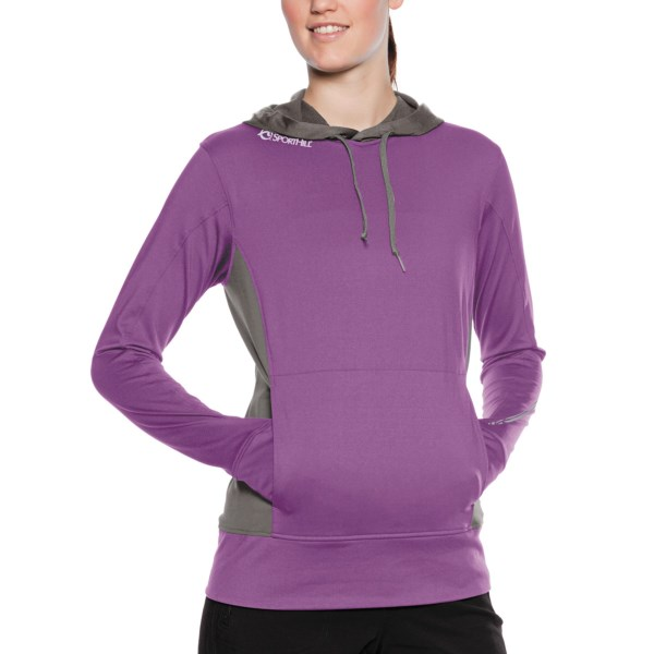 photo: SportHill Nomad II Hoodie long sleeve performance top