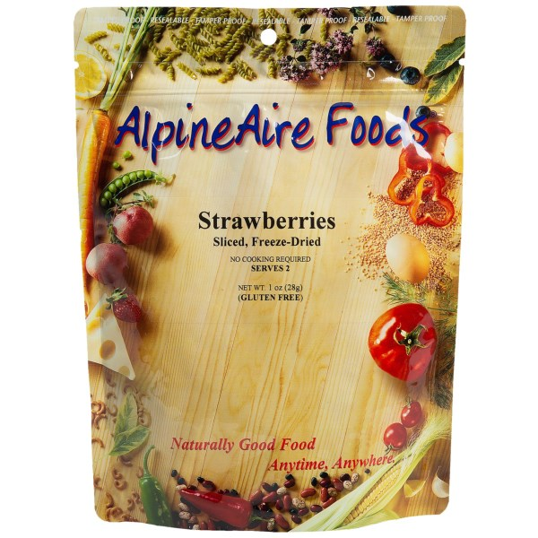 AlpineAire Foods Strawberries Whole