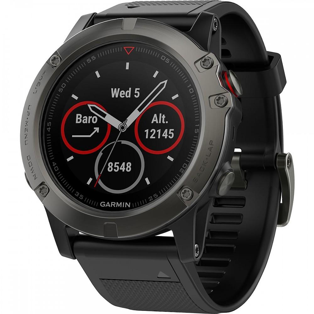 photo: Garmin Fenix 5X gps watch