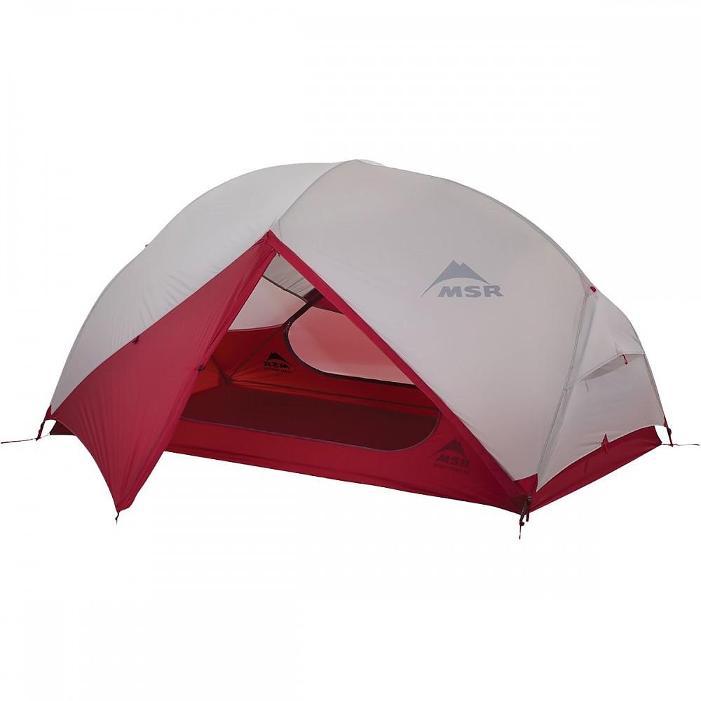 photo: MSR Hubba Hubba NX 2P three-season tent