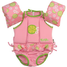 photo: Stearns Puddle Jumper Life Jacket Suit life jacket/pfd