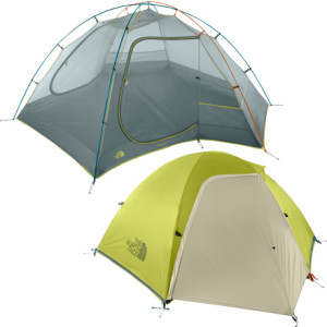 photo: The North Face Manta Ray 33 three-season tent