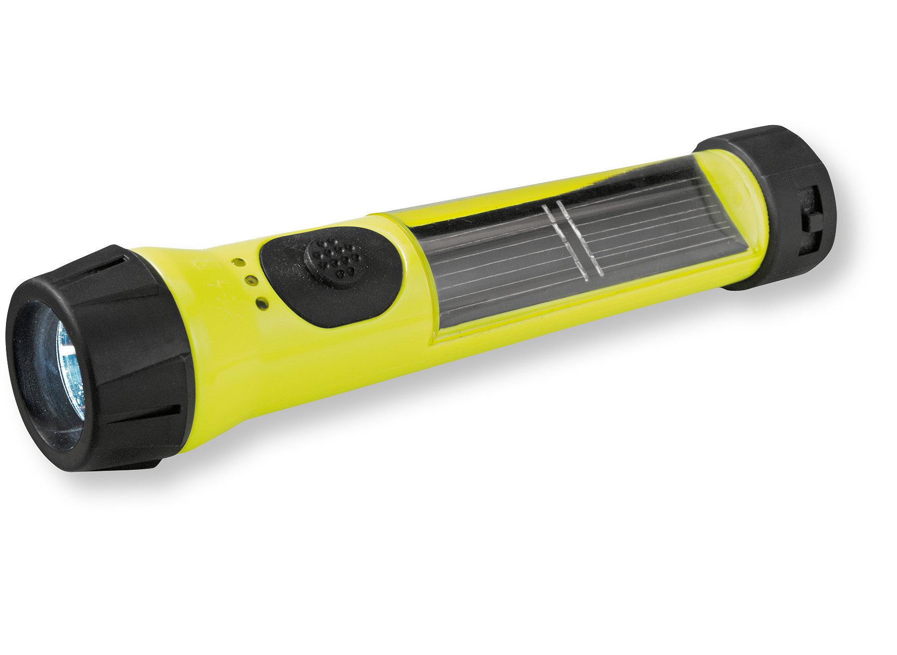 photo: L.L.Bean Waterproof Solar Flashlight flashlight