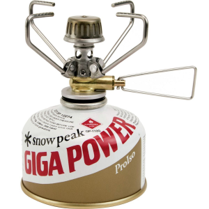 Snow Peak GigaPower Manual