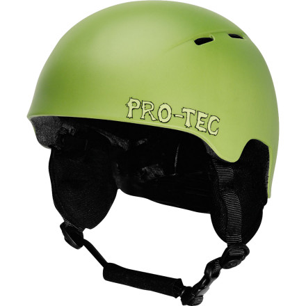 photo: Pro-tec Kids' Vigilante Helmet snowsport helmet