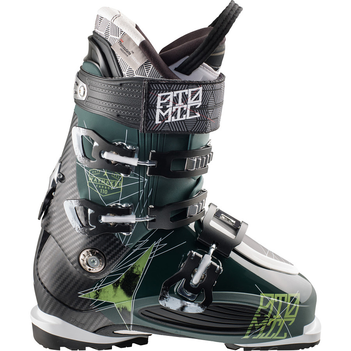 photo: Atomic Waymaker Carbon 110 alpine touring boot