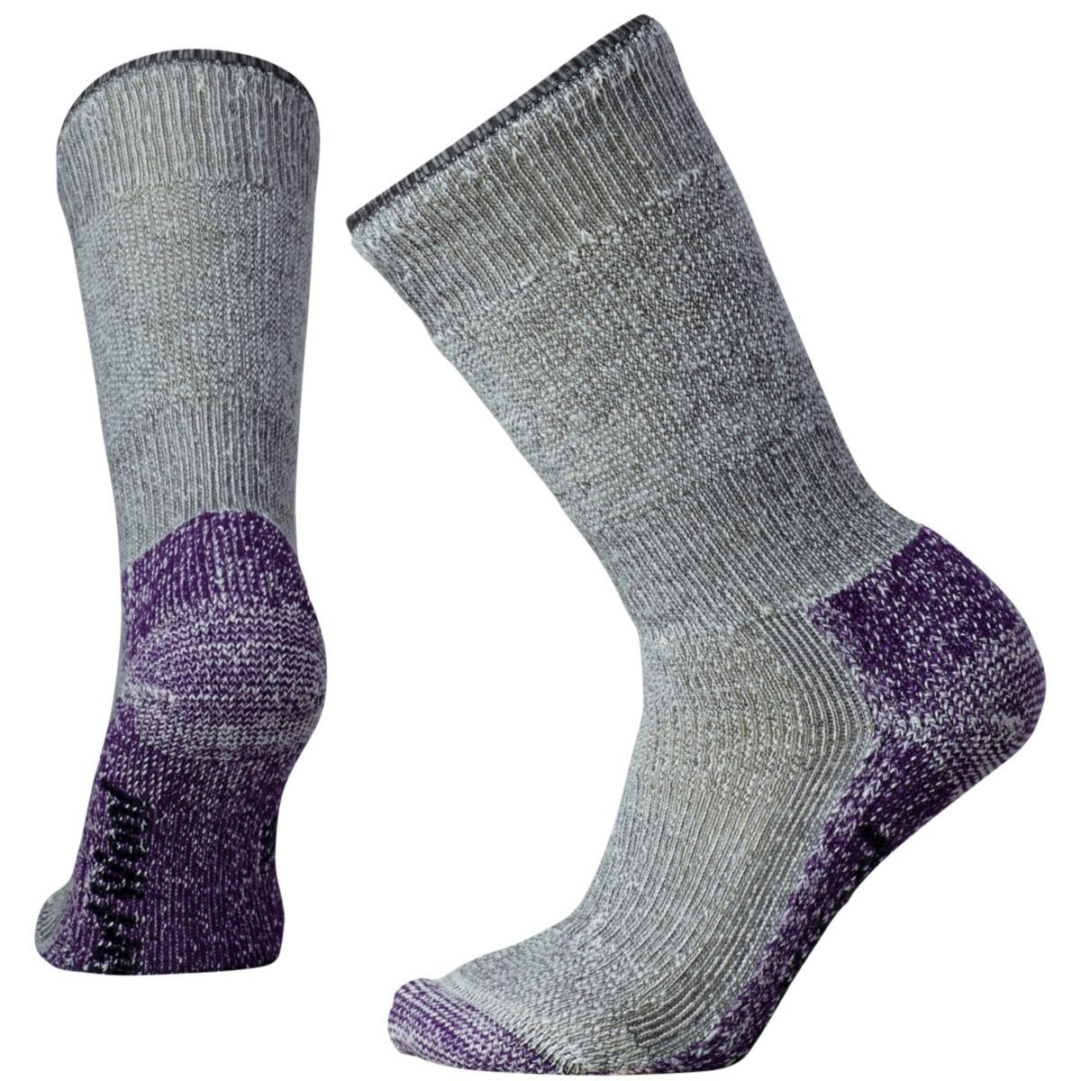 photo: Smartwool Women's Mountaineering Extra Heavy Crew Socks hiking/backpacking sock