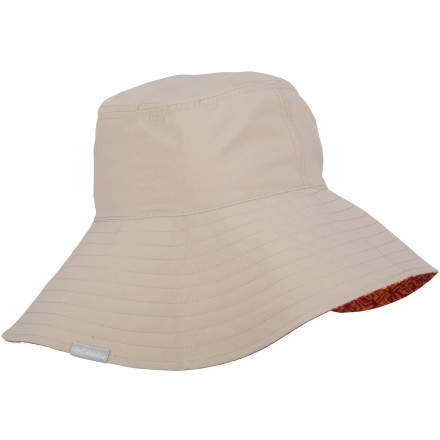 photo: Columbia Sun Goddess Bucket II sun hat