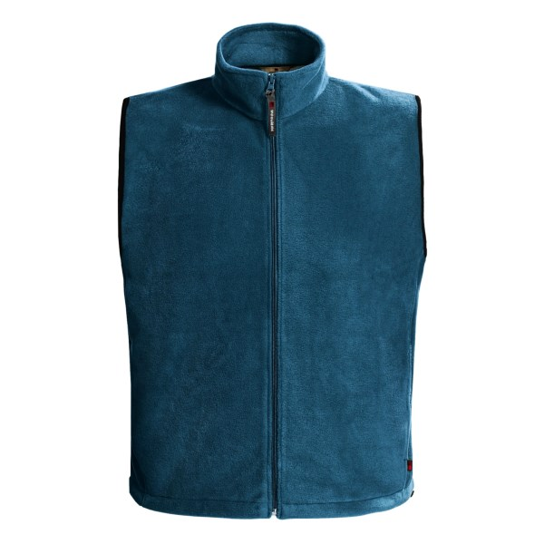 photo: Woolrich Men's Andes Vest fleece vest