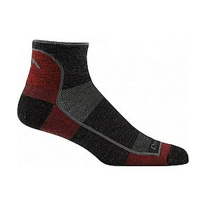 photo: Darn Tough Merino 1/4 Sock Mesh running sock
