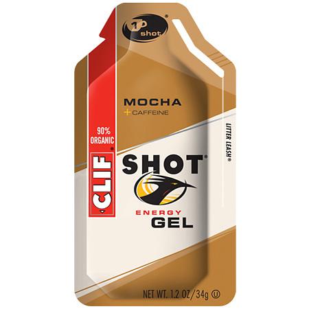 Clif Mocha Mocha Shot