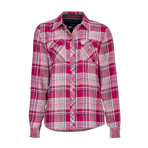 photo: Marmot Bridget Flannel LS hiking shirt