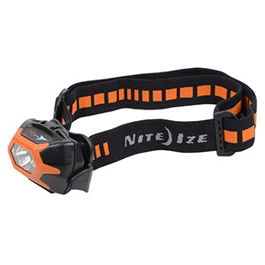 photo: Nite Ize Inova STS headlamp