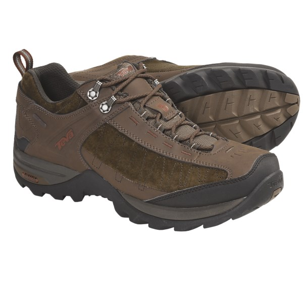 photo: Teva Raith Leather WP trail shoe