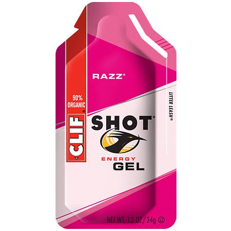 Clif Razz Sorbet Shot
