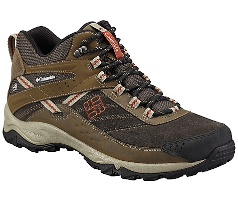 Columbia Dome Master Enduro Mid Leather OutDry