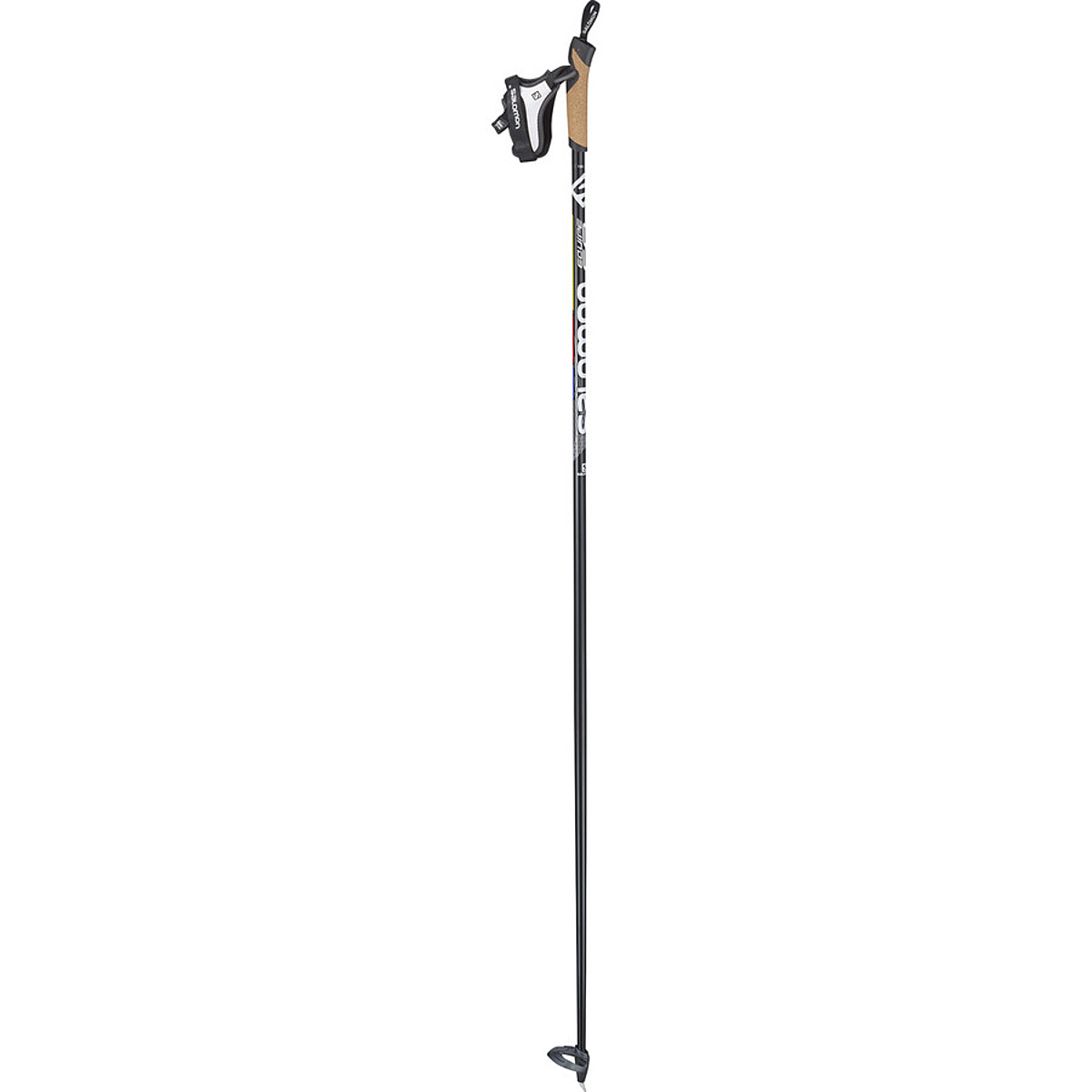 photo: Salomon Equipe 60 Carbon nordic touring pole