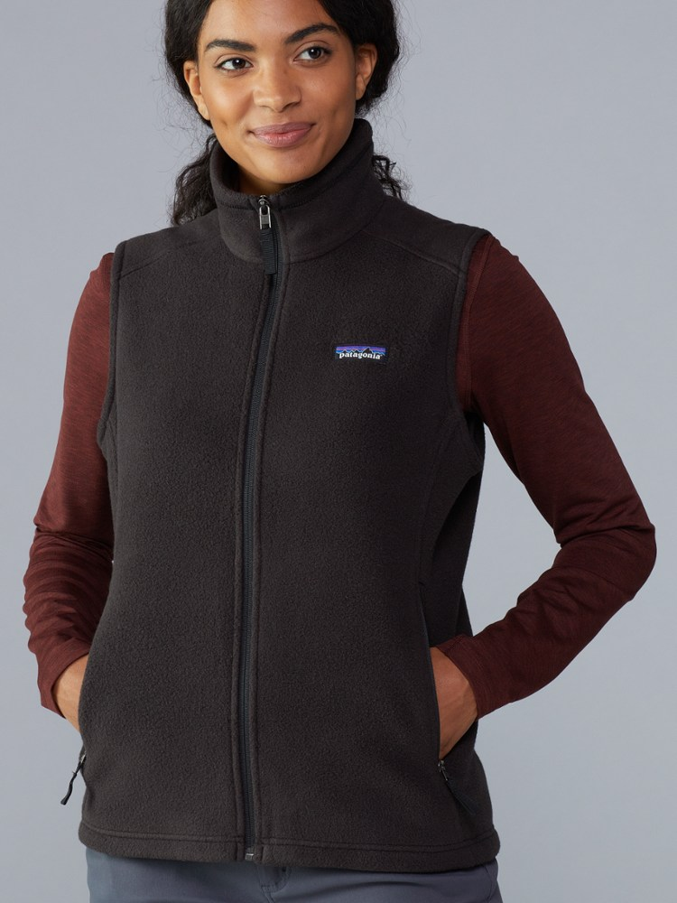 photo: Patagonia Women's Classic Synchilla Vest fleece vest
