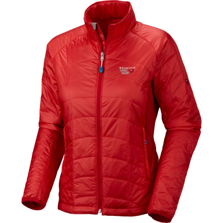photo: Mountain Hardwear Women's Zonal Jacket synthetic insulated jacket