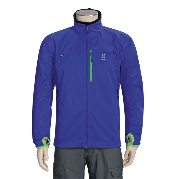 photo: Haglofs Naja Jacket soft shell jacket